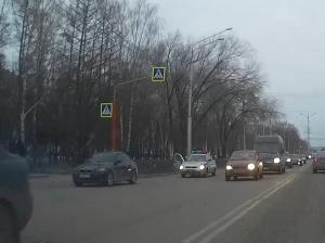 Photo of В Стерлитамаке водитель BMW сбил женщину на переходе