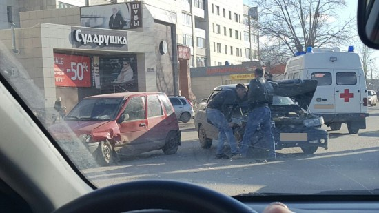 Photo of ДТП в центре города Туймазы