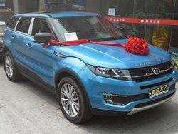 Photo of Британская компания Land Rover оценила качество китайского клона