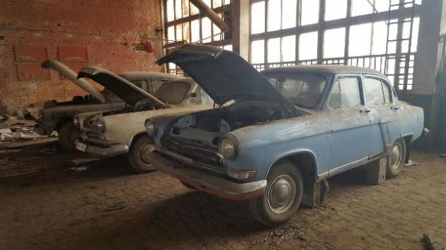 Photo of В Башкирии обокрали мастерскую ретро-автомобилей