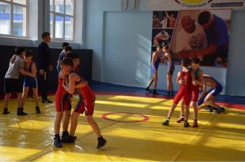 Photo of В Стерлитамаке на улице Невского открылся новый зал для занятий греко-римской борьбой