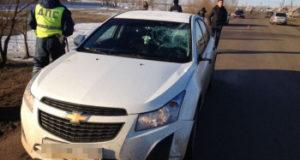 Жительница Башкирии, насмерть сбившая пешехода, скрылась, а потом вернулась на место ДТП