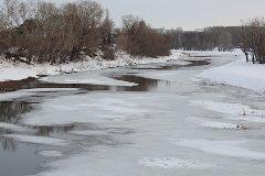 В Стерлитамаке резко поднимется уровень воды в реках из за сброса воды в Юмагузинском водохранилище