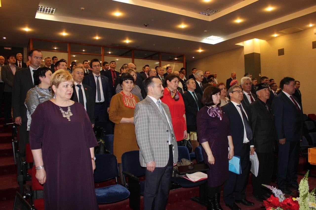 Photo of В Уфе состоялось расширенное заседание Всемирного Курултая башкир