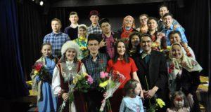 В Санкт Петербурге показали башкирский спектакль «Похищение девушки» по Мустаю Кариму