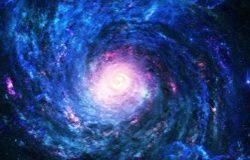 Из вещества в окрестностях сверхмассивных чёрных дыр рождаются звёзды