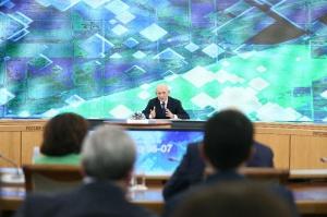 Photo of Неделя глазами СМИ: Разговор с Главой республики, экс-мэр за решеткой и мошенница из пенсионного фонда