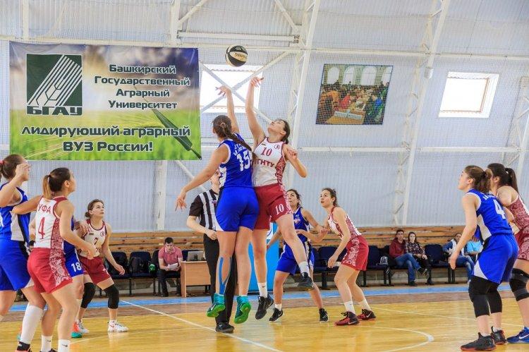Photo of Уфимская «Нефтяночка» в «Финале четырех» Лиги Белова по баскетболу