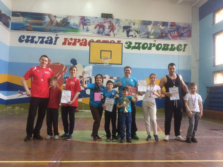 Photo of В Стерлитамакском районе прошел семейный фестиваль спорта