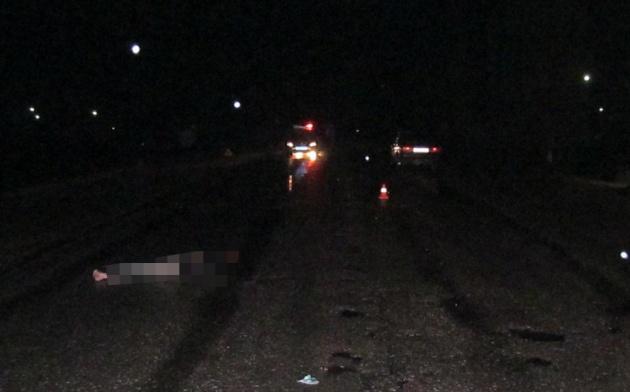 Photo of В Башкирии водитель легковушки насмерть сбил прохожего