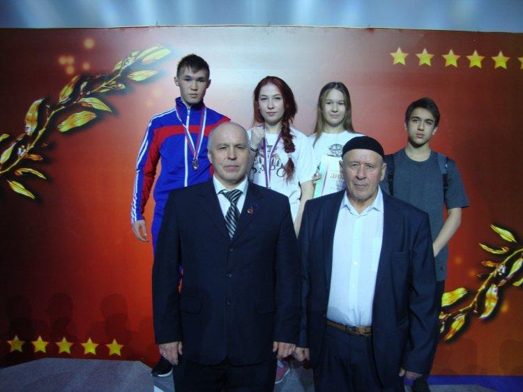 Photo of Представители Башкирии успешно выступили на чемпионате и первенстве РФ по ушу