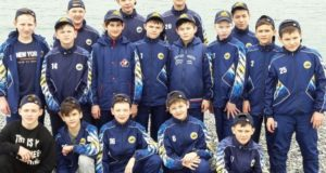Юные хоккеисты из Башкирии вышли в плей офф Всероссийских соревнований «Золотая шайба»