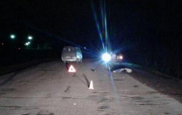 Photo of Ночью в Башкирии на трассе микроавтобус насмерть сбил пешехода