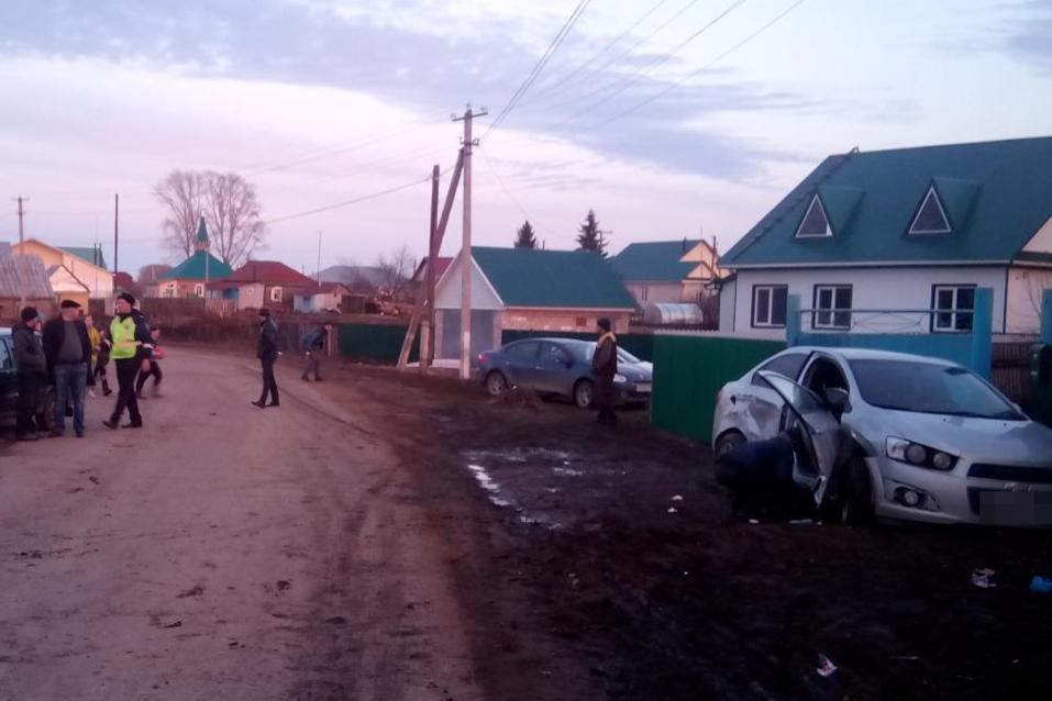 Photo of Смертельное ДТП в Башкирии: 55-летняя уфимка погибла, 93-летняя пенсионерка выжила