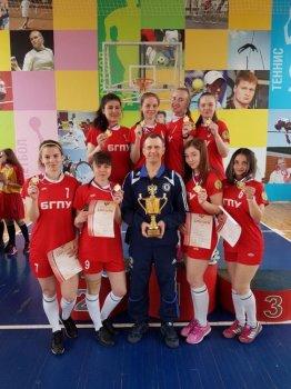 Photo of Женская сборная Башкирии выиграла чемпионат РФ по мини-лапте
