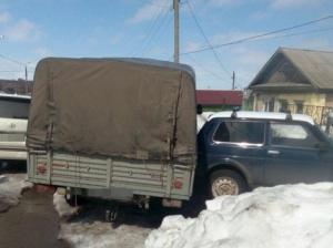Photo of В Башкирии водитель сбил пешехода, врезался в припаркованные авто и скрылся с места ДТП