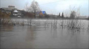 Photo of В Стерлитамаке уровень воды в Белой упал на 65 см
