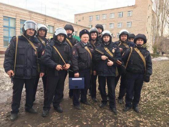 Photo of В Туймазах прошли антитеррористические учения