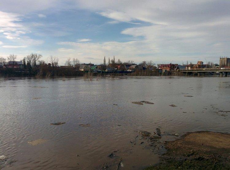 Photo of Оперативная информация об уровнях воды в реках Стерлитамака на 18 апреля