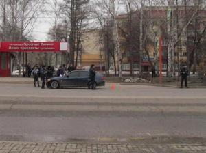Photo of В Башкирии молодой водитель BMW сбил женщину