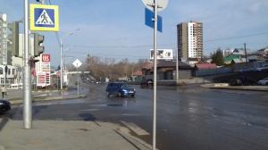 Photo of В Уфе за полдня ликвидировали утечку воды на улице