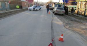 В Башкирии автомобилем сбиты два выбежавших на дорогу мальчика
