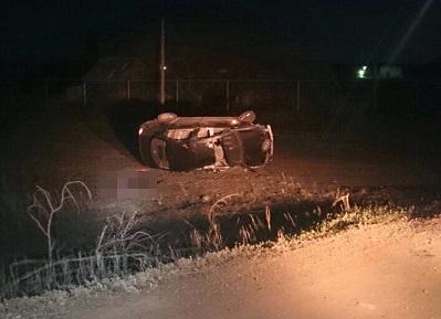 В Башкирии иномарка вылетела в кювет, погибла пассажирка