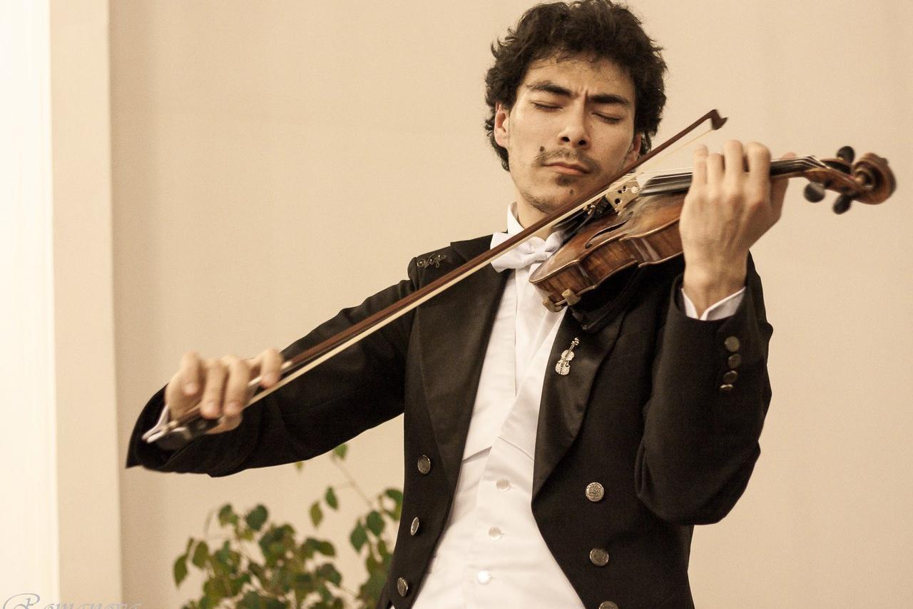 В Уфе Национальный симфонический оркестр представляет программу «Скрипка души»
