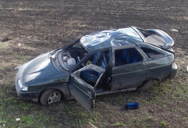 В Башкирии в страшной аварии пострадали двое непристегнутых детей, водитель погиб