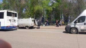 На остановке в центре Стерлитамака умерла женщина