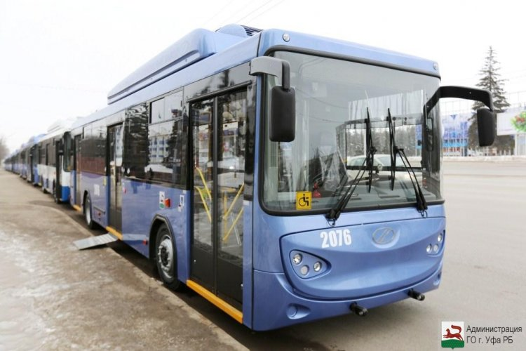 В Уфe снижена стоимость проезда на троллейбусах