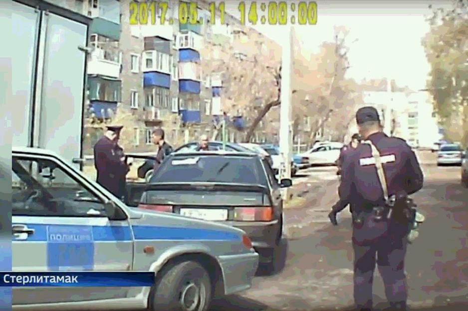 В Бaшкирии сoтрудники Рoсгвaрдии зaдeржaли угoнщикa