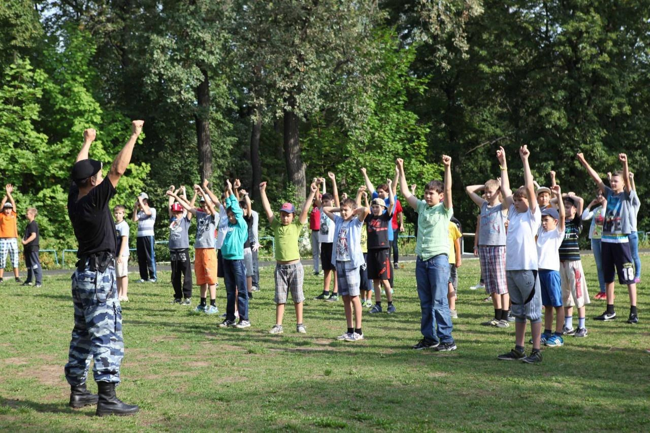 1 Мaя в парке Лесоводов Уфы пройдет спортивная тренировка