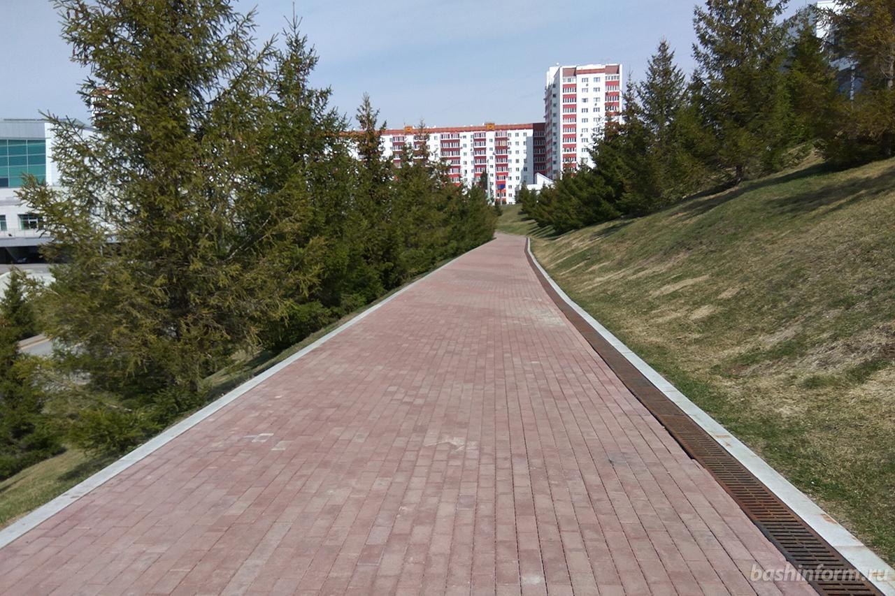 23 муниципалитета Башкирии принимают участие в проекте «Формирование современной городской среды»