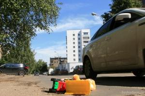 Photo of В Уфе трехлетнего ребенка сбила машина во дворе дома