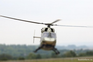 Photo of Три человека погибли при крушении вертолета в Башкирии