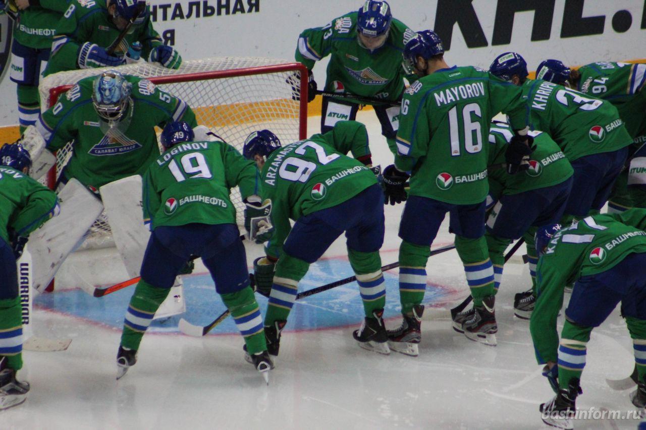 Photo of Уфимский «Салават Юлаев» покинула большая группа игроков