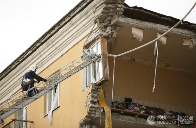 Photo of В Волгограде задержали подозреваемых по делу о взрыве газа в жилом доме