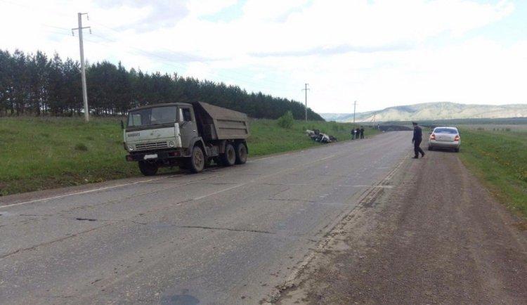 Photo of В Башкирии «Дэу» врезалась в «КамАЗ» и опрокинулась, есть жертвы