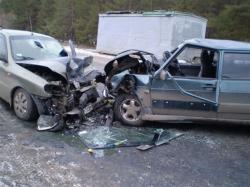 В Башкирии произошло серьезное ДТП, есть пострадавшие