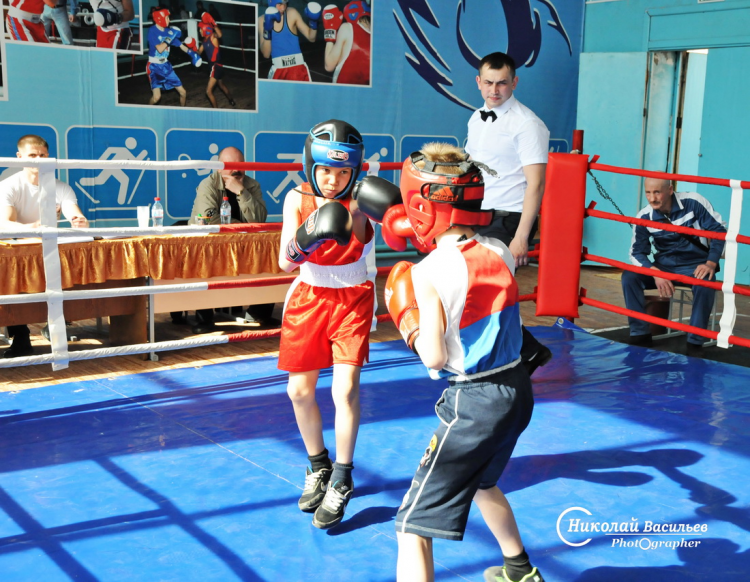 В Стeрлитaмaкскoм рaйoнe прошел памятный турнир по боксу