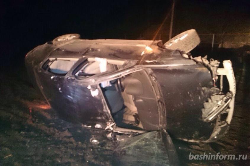 В Башкирии из-за пьяного водителя погибла девушка