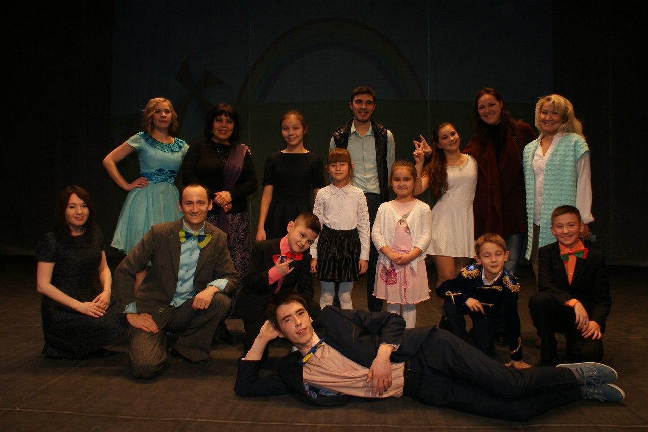 В Уфе детская театральная студия «Самрау» представит творческий отчет