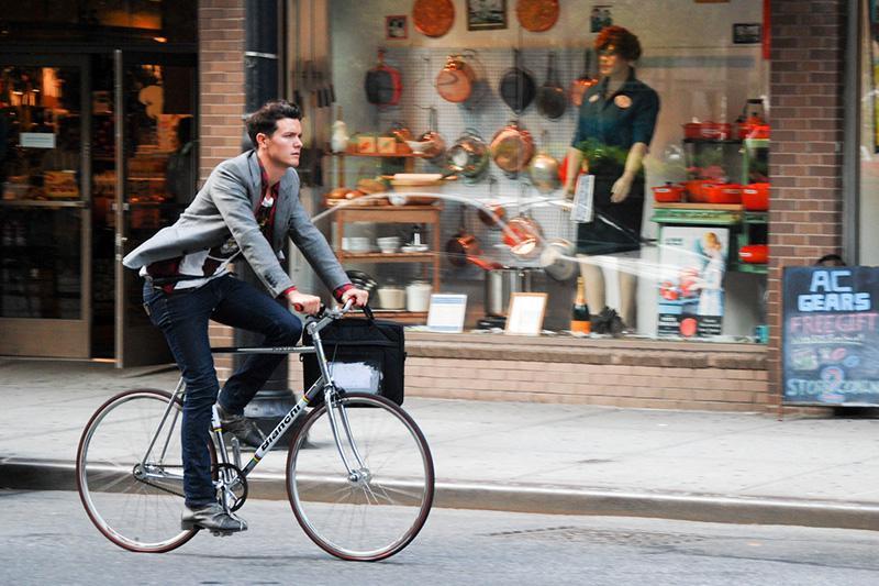 Уфa присоединится к всероссийской акции «На работу на велосипеде»