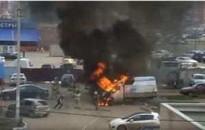 Photo of Почему горели автомобили в Стерлитамаке