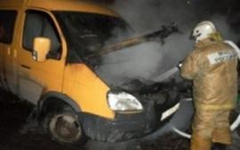 Photo of В Башкирии дотла сгорела газель