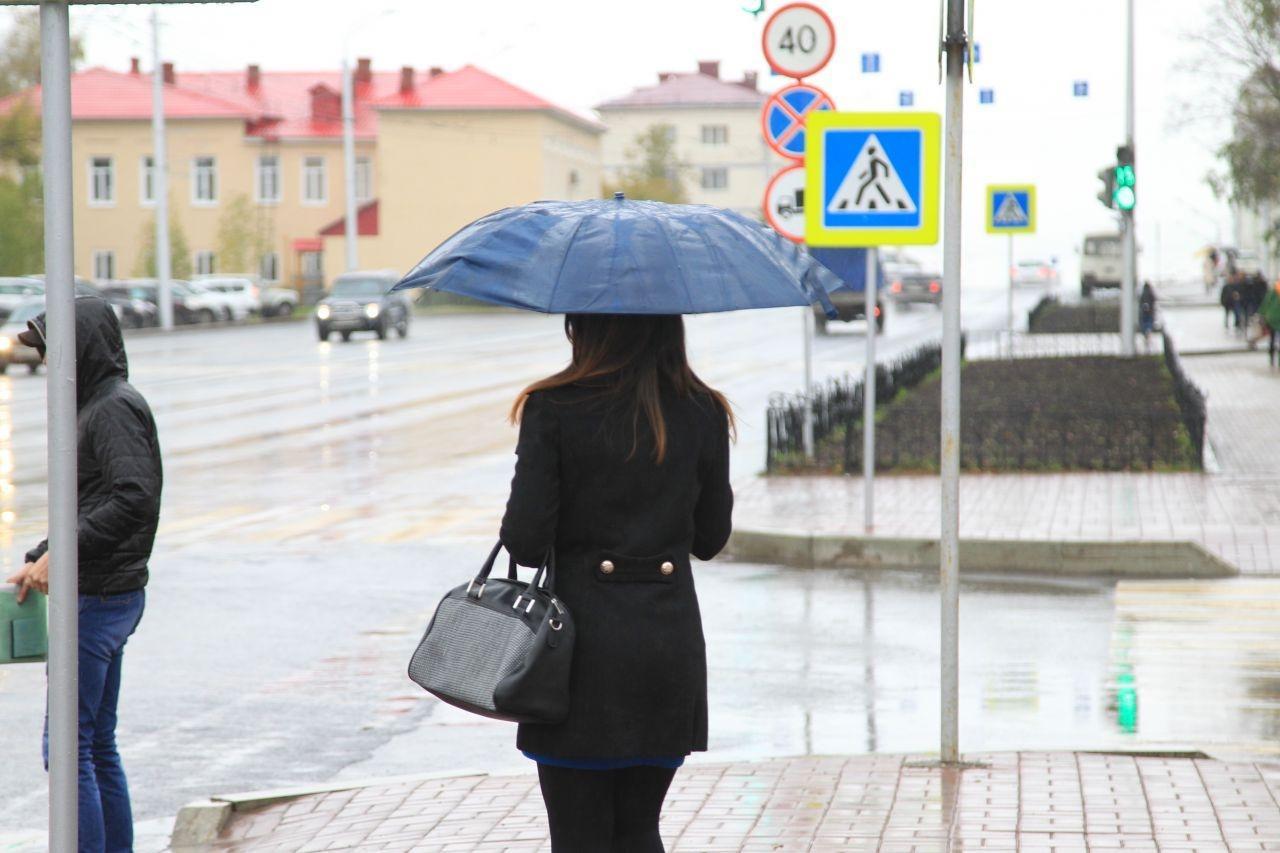 В выходные Башкирию накроют дожди
