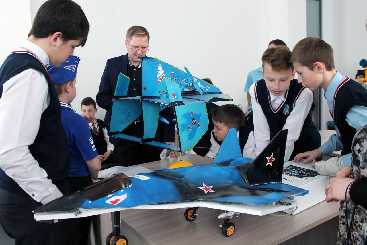 В Уфе более 50 юных изобретателей представили свои инновационные проекты