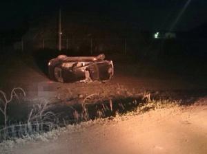 Photo of В Башкирии иномарка вылетела с дороги – Один человек погиб