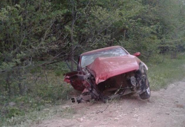 Пять человек погибли в лобовой аварии в Башкирии